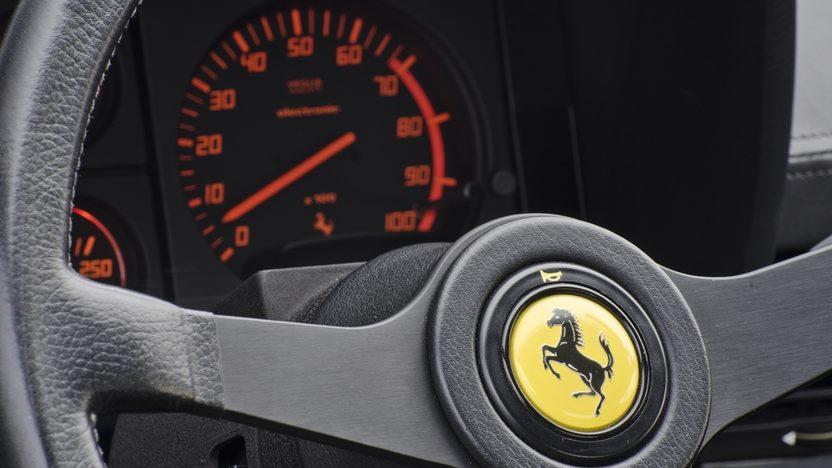 1989 Ferrari Testarossa Don Johnson's Personal Car presented as lot F286 at Kissimmee, FL 2014 - image5