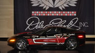2010 Chevrolet Corvette Earnhardt Edition presented as lot S38 at Kissimmee, FL 2014 - thumbail image3