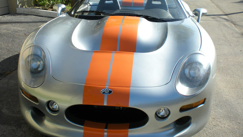 1999 Shelby Series 1 presented as lot S246 at Kissimmee, FL 2014 - image6