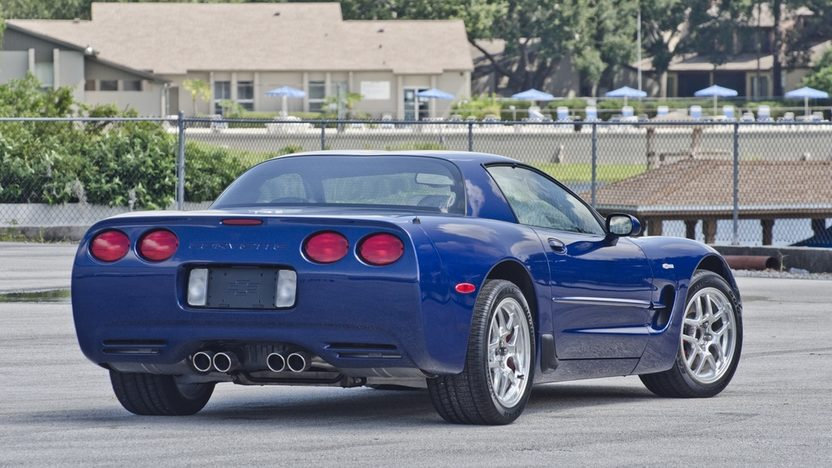 2004 Chevrolet Corvette Z06 Commemorative Edition 2 Miles, Window Sticker Intact presented as lot S122 at Kissimmee, FL 2014 - image12