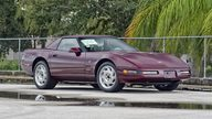1993 Chevrolet Corvette 40th Anniversary Convertible, 6-Speed, 16 Miles presented as lot S120 at Kissimmee, FL 2014 - thumbail image12