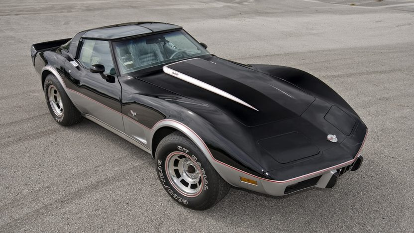 1978 Chevrolet Corvette Pace Car Edition L82, 4-Speed, 7 Miles presented as lot S121 at Kissimmee, FL 2014 - image12