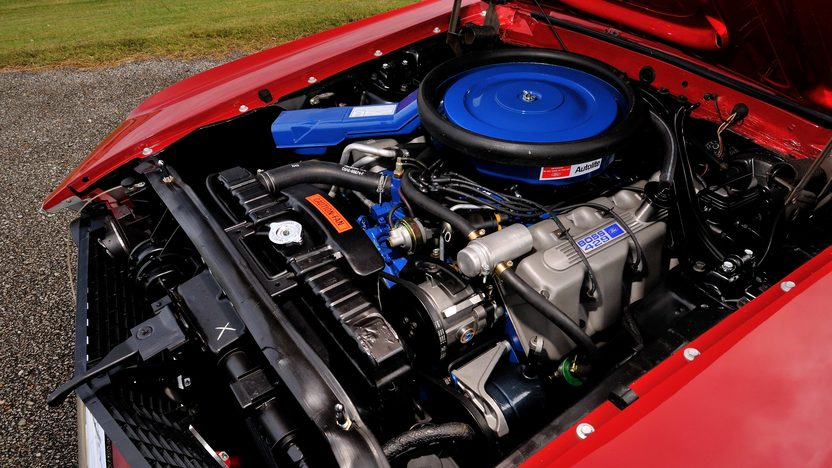 1969 Ford Mustang Boss 429 Fastback KK #1696, 429/375 HP, 4-Speed presented as lot S141 at Kissimmee, FL 2014 - image6