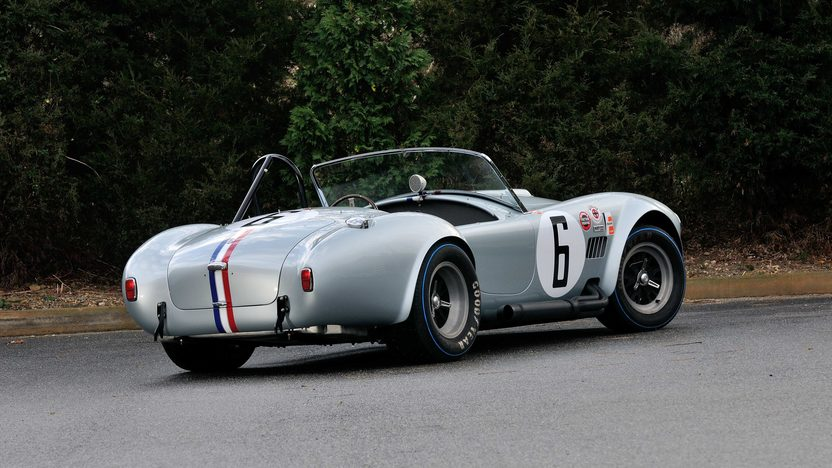 1965 Shelby 427 Competition Cobra CSX3016, 1966 Sebring Class Winner presented as lot S154 at Kissimmee, FL 2014 - image3