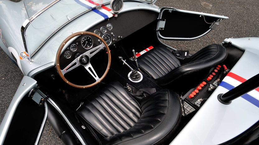 1965 Shelby 427 Competition Cobra CSX3016, 1966 Sebring Class Winner presented as lot S154 at Kissimmee, FL 2014 - image4