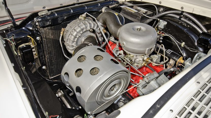 1957 Ford Fairlane 500 F-Code Skyliner Supercharged 312 CI, 3-Speed presented as lot S159 at Kissimmee, FL 2014 - image6