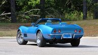 1969 Chevrolet Corvette L88 Convertible 427/430 HP, 4-Speed, Tank Sticker presented as lot S163 at Kissimmee, FL 2014 - thumbail image3