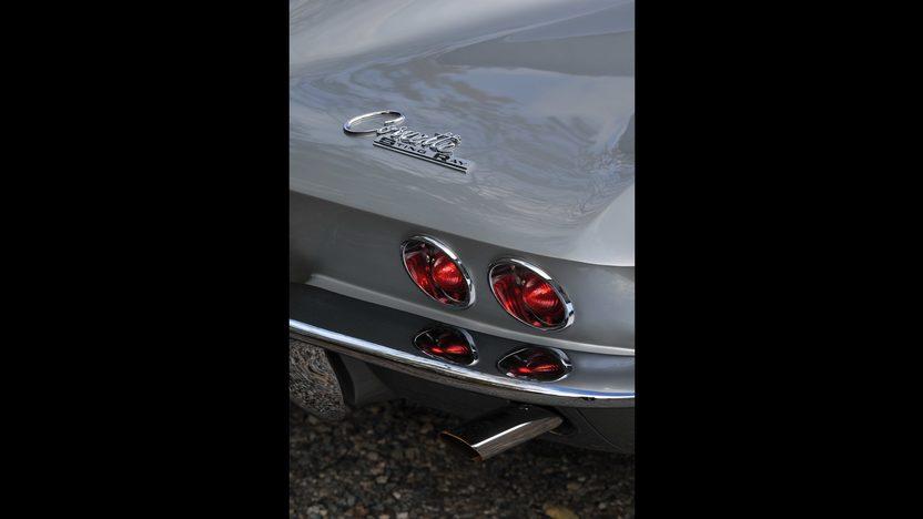 1963 Chevrolet Corvette Z06 Tanker 2012 Bloomington Gold, 1 of 63 Built presented as lot S172 at Kissimmee, FL 2014 - image10
