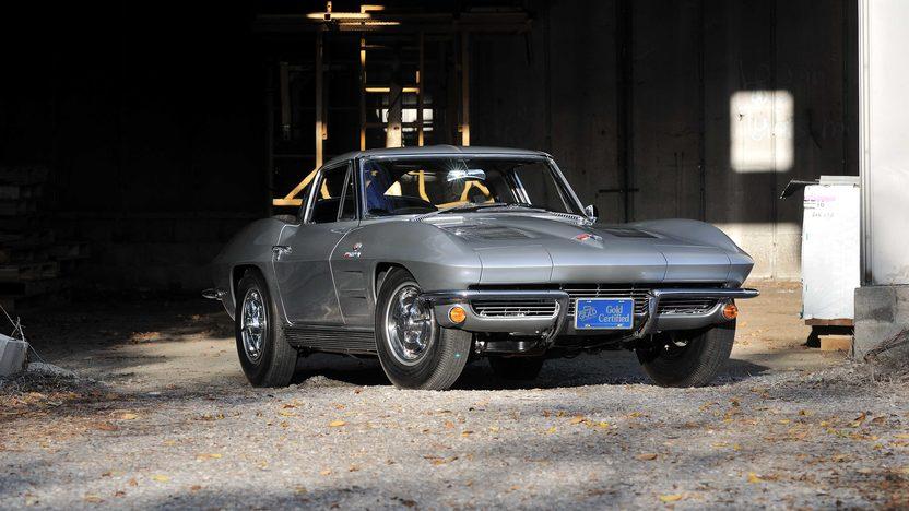 1963 Chevrolet Corvette Z06 Tanker 2012 Bloomington Gold, 1 of 63 Built presented as lot S172 at Kissimmee, FL 2014 - image11