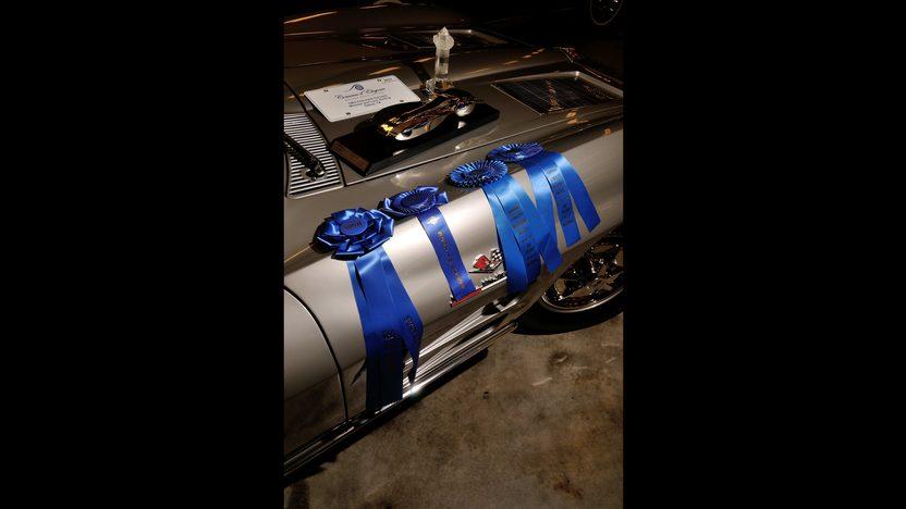 1963 Chevrolet Corvette Z06 Tanker 2012 Bloomington Gold, 1 of 63 Built presented as lot S172 at Kissimmee, FL 2014 - image12