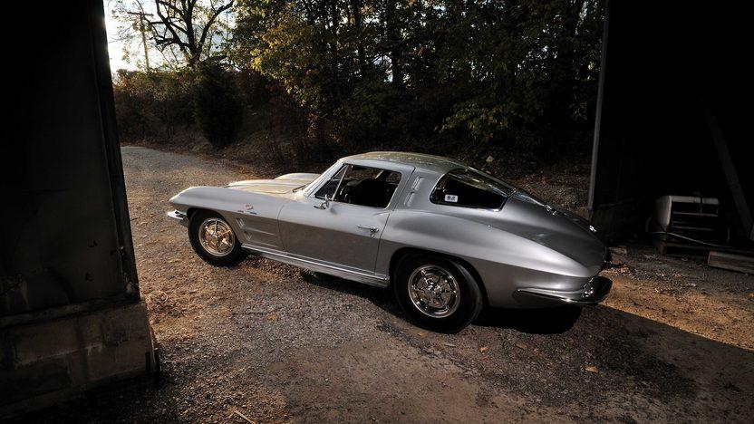 1963 Chevrolet Corvette Z06 Tanker 2012 Bloomington Gold, 1 of 63 Built presented as lot S172 at Kissimmee, FL 2014 - image2
