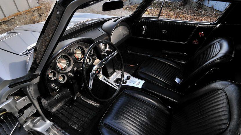 1963 Chevrolet Corvette Z06 Tanker 2012 Bloomington Gold, 1 of 63 Built presented as lot S172 at Kissimmee, FL 2014 - image3