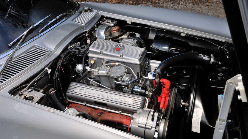 1963 Chevrolet Corvette Z06 Tanker 2012 Bloomington Gold, 1 of 63 Built presented as lot S172 at Kissimmee, FL 2014 - image6