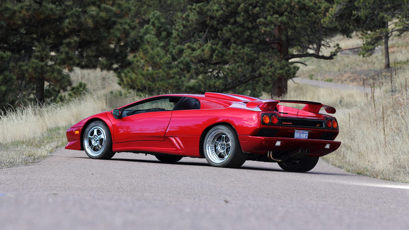 1998 Lamborghini Diablo SV Monterey Edition One Owner Since New, 1 of 20 Built presented as lot S174 at Kissimmee, FL 2014 - image12