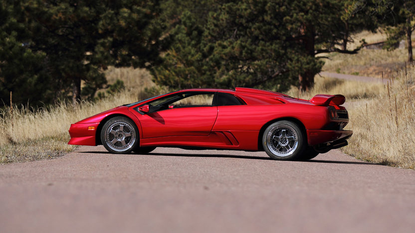 1998 Lamborghini Diablo SV Monterey Edition One Owner Since New, 1 of 20 Built presented as lot S174 at Kissimmee, FL 2014 - image2