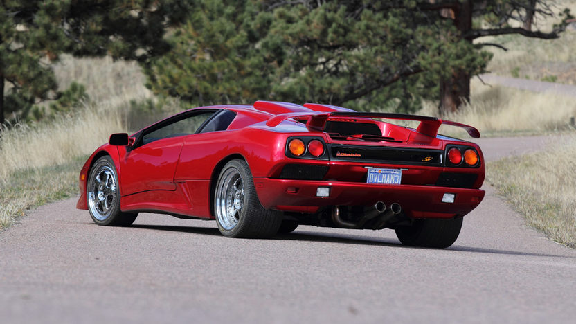 1998 Lamborghini Diablo SV Monterey Edition One Owner Since New, 1 of 20 Built presented as lot S174 at Kissimmee, FL 2014 - image3