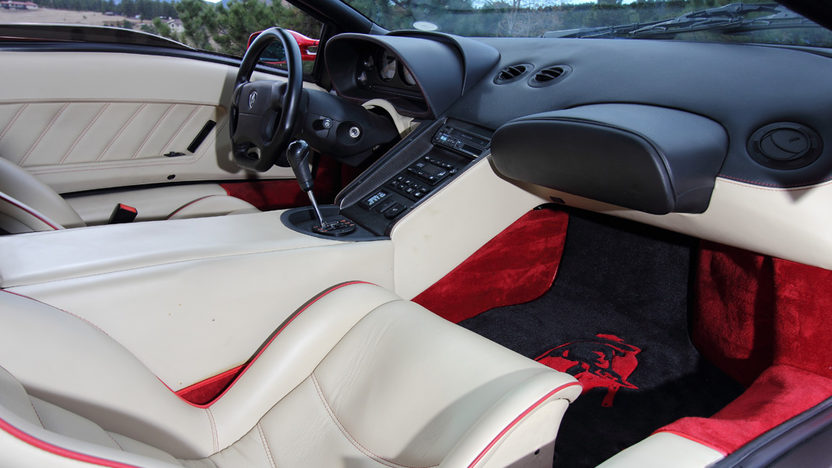 1998 Lamborghini Diablo SV Monterey Edition One Owner Since New, 1 of 20 Built presented as lot S174 at Kissimmee, FL 2014 - image5