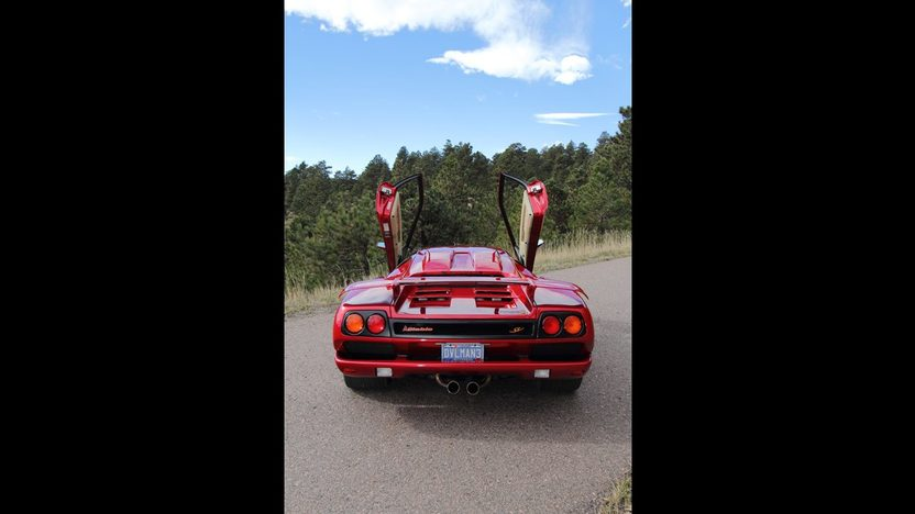 1998 Lamborghini Diablo SV Monterey Edition One Owner Since New, 1 of 20 Built presented as lot S174 at Kissimmee, FL 2014 - image7