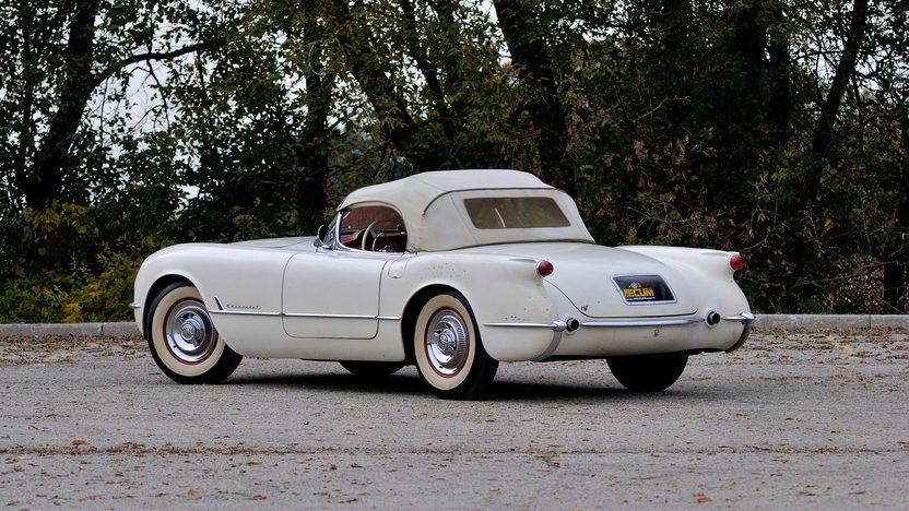 1954 Chevrolet Corvette Roadster The 'Entombed' Corvette presented as lot S202.1 at Kissimmee, FL 2014 - image3