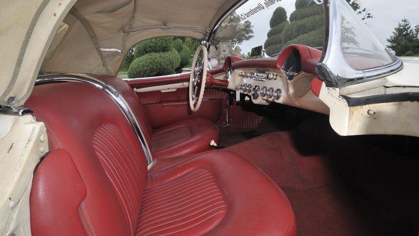 1954 Chevrolet Corvette Roadster The 'Entombed' Corvette presented as lot S202.1 at Kissimmee, FL 2014 - image5