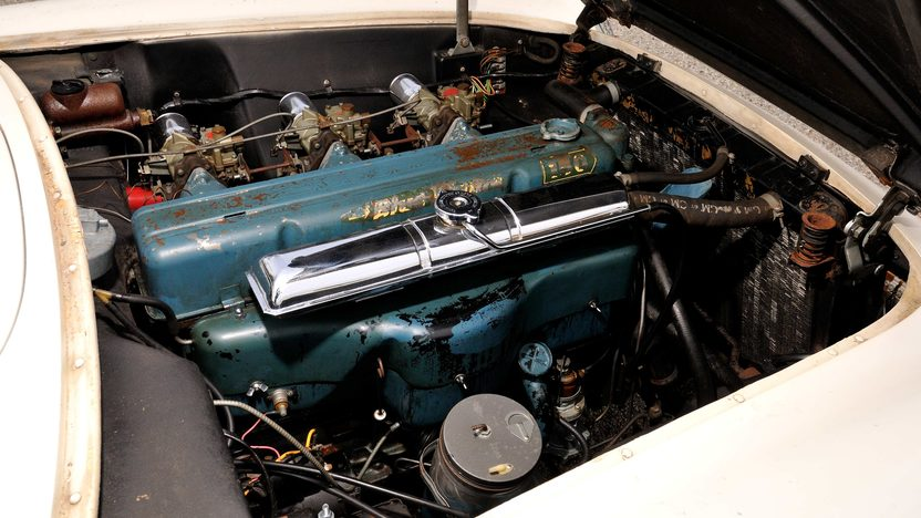 1954 Chevrolet Corvette Roadster The 'Entombed' Corvette presented as lot S202.1 at Kissimmee, FL 2014 - image6