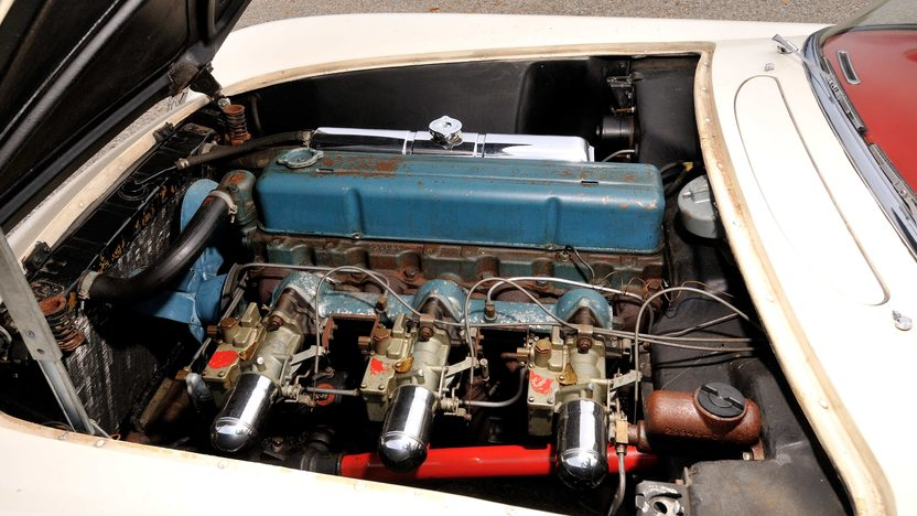 1954 Chevrolet Corvette Roadster The 'Entombed' Corvette presented as lot S202.1 at Kissimmee, FL 2014 - image7