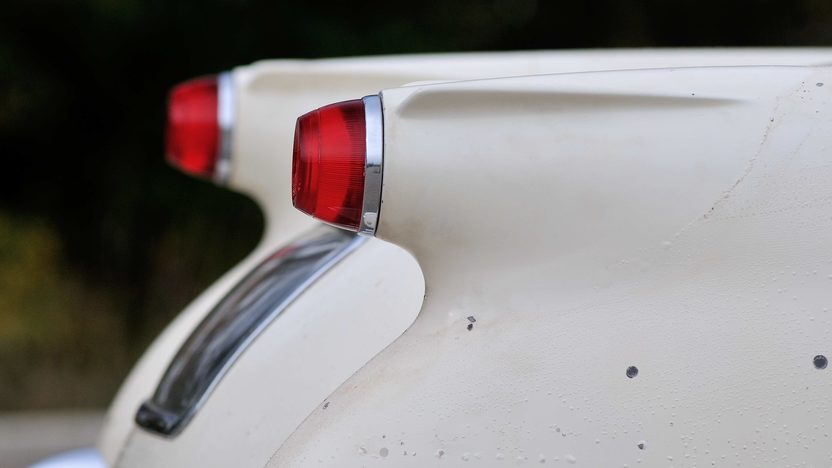 1954 Chevrolet Corvette Roadster The 'Entombed' Corvette presented as lot S202.1 at Kissimmee, FL 2014 - image9
