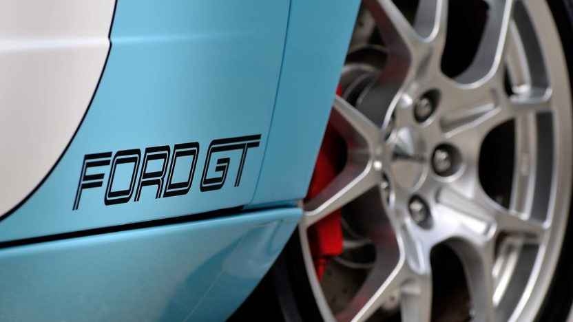 2006 Ford GT Heritage Edition presented as lot S196 at Kissimmee, FL 2014 - image9