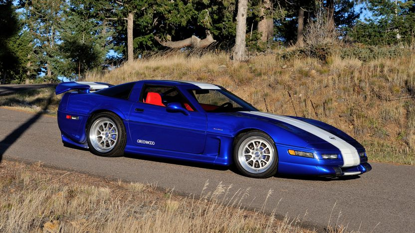 1996 Chevrolet Corvette Grand Sport Doug Rippie Greenwood 383 Body Kit presented as lot S203 at Kissimmee, FL 2014 - image2