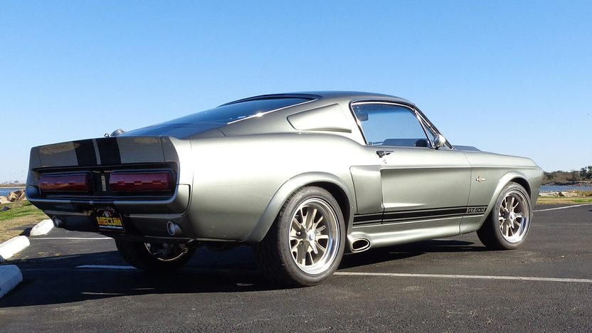 1967 Ford Mustang Fastback presented as lot S323 at Kissimmee, FL 2014 - image6