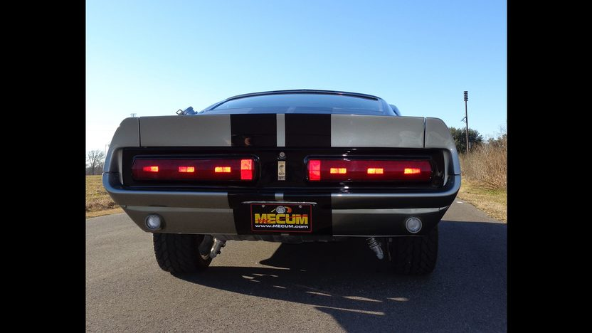 1967 Ford Mustang Fastback presented as lot S323 at Kissimmee, FL 2014 - image7