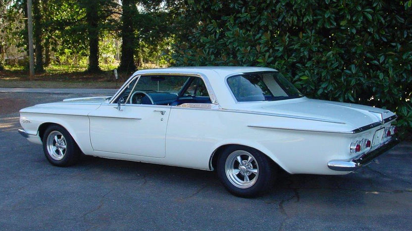 1962 Plymouth Sport Fury Hardtop 361/305 HP, Automatic presented as lot F112.1 at Kissimmee, FL 2014 - image3