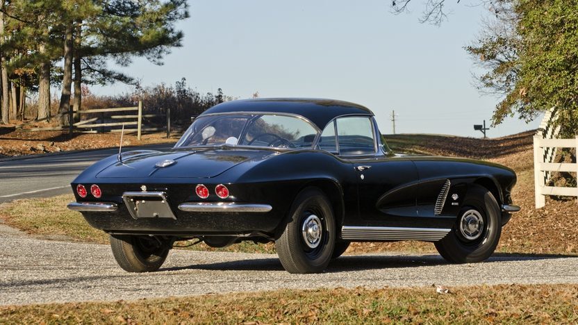 1962 Chevrolet Corvette Big Brake Fuelie 327/360 HP, 4-Speed presented as lot F248.1 at Kissimmee, FL 2014 - image2