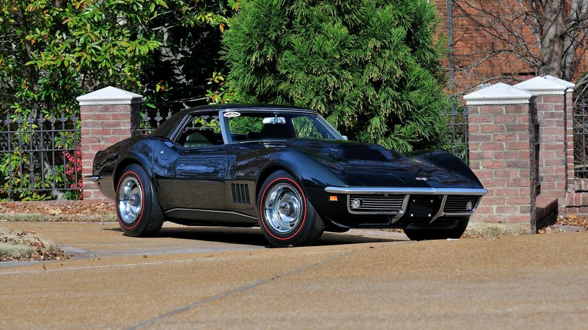 1969 Chevrolet Corvette L88 Convertible 427/430 HP, Two Tops, Tank Sticker presented as lot S165.1 at Kissimmee, FL 2014 - image12