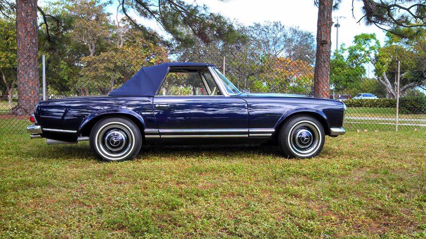 1966 mercedes benz 230sl convertible mecum kissimmee for 1966 mercedes benz 230sl