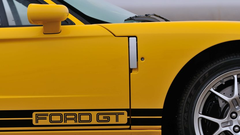 2006 Ford GT 2,558 Miles presented as lot T181.1 at Kissimmee, FL 2014 - image10