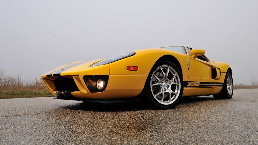 2006 Ford GT 2,558 Miles presented as lot T181.1 at Kissimmee, FL 2014 - image12