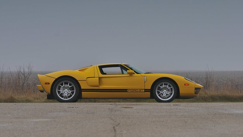 2006 Ford GT 2,558 Miles presented as lot T181.1 at Kissimmee, FL 2014 - image2