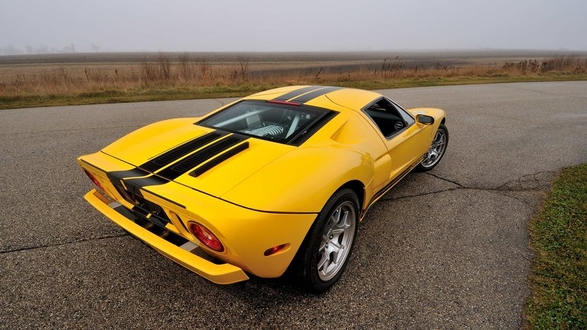 2006 Ford GT 2,558 Miles presented as lot T181.1 at Kissimmee, FL 2014 - image3