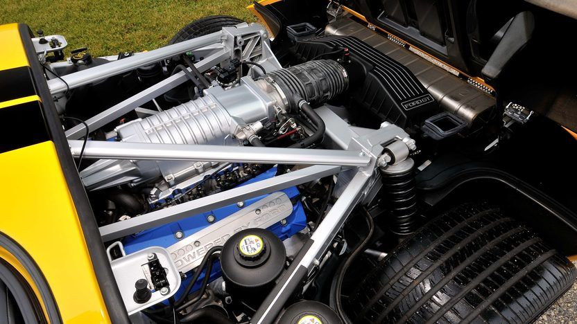 2006 Ford GT 2,558 Miles presented as lot T181.1 at Kissimmee, FL 2014 - image6