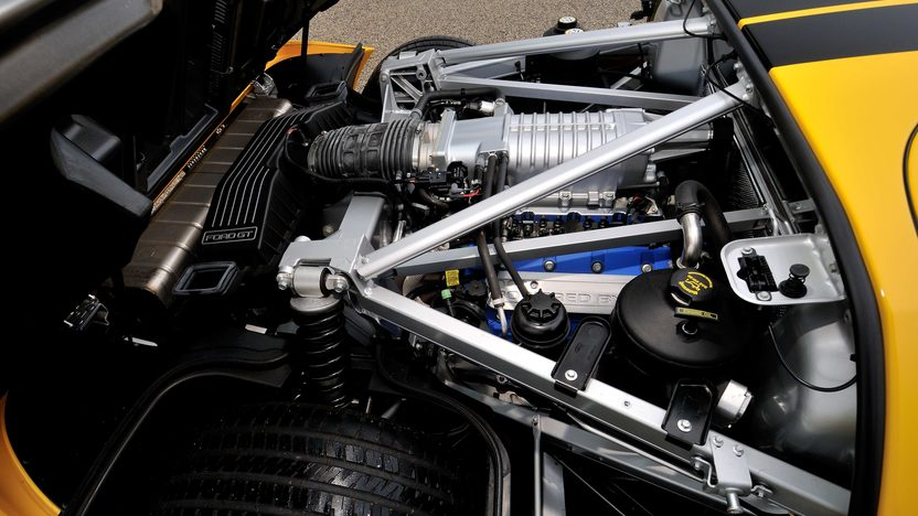 2006 Ford GT 2,558 Miles presented as lot T181.1 at Kissimmee, FL 2014 - image7