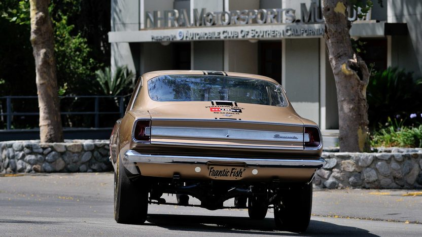 1967 Plymouth Barracuda Hurst Hemi Under Glass presented as lot S200 at Kissimmee, FL 2014 - image3