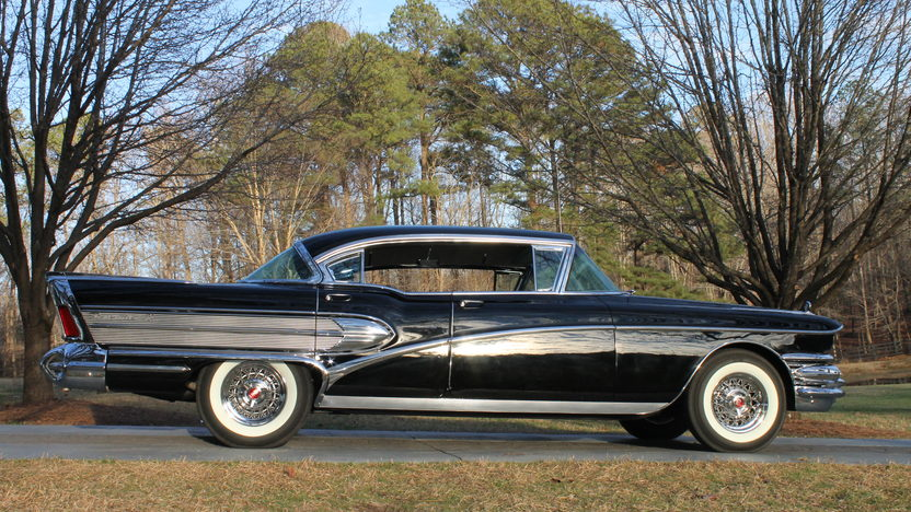 1958 Buick Roadmaster 364 CI, Automatic presented as lot T185.1 at Kissimmee, FL 2014 - image2