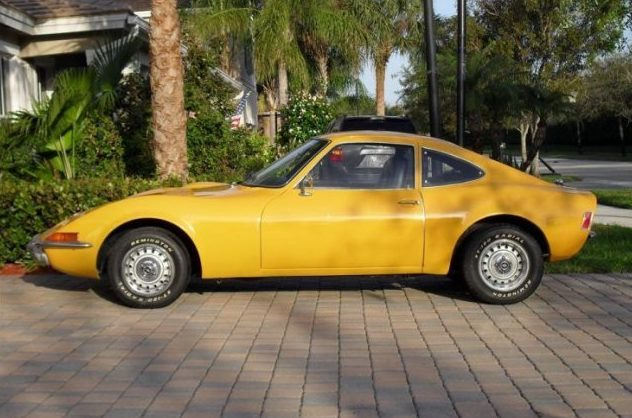1972 Opel GT presented as lot G33.1 at Kissimmee, FL 2014 - image2