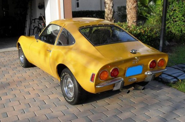 1972 Opel GT presented as lot G33.1 at Kissimmee, FL 2014 - image3