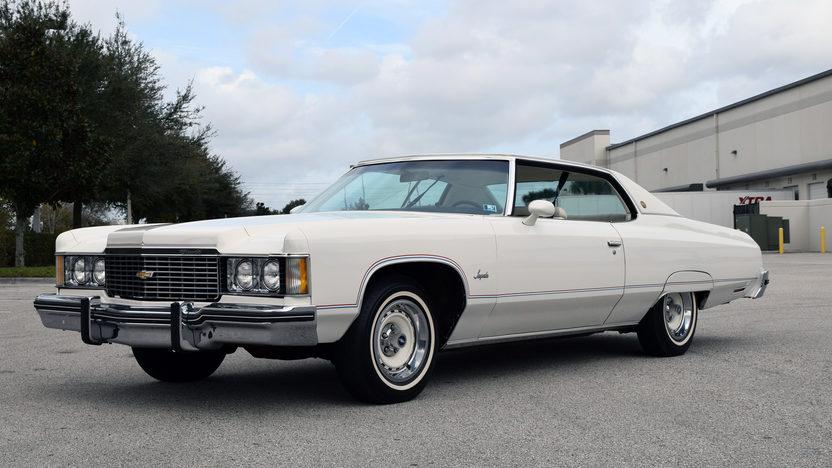 1974 Chevrolet Impala Mecum Kissimmee 2016 W40