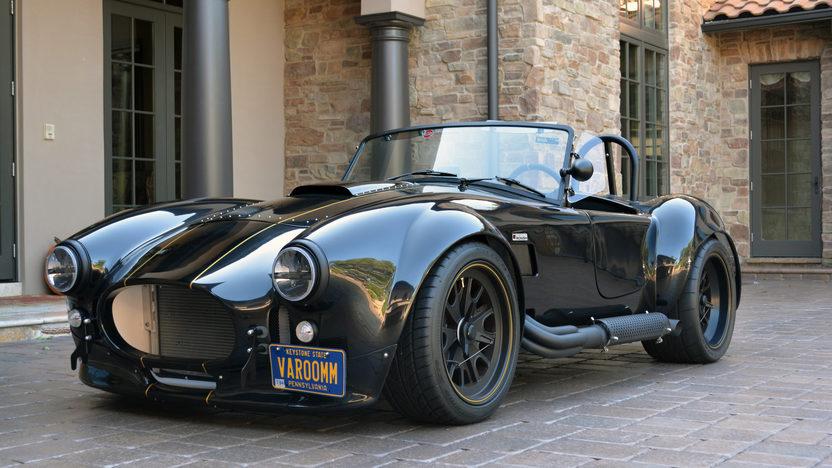 Backdraft Cobra Kit Cars For Sale