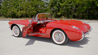 1957 Chevrolet Corvette Fuelie 283/283 HP, Bloomington Gold presented as lot F228 at St Charles, IL 2012 - thumbail image11