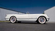 1954 Chevrolet Corvette Roadster Bloomington Gold Survivor, NCRS 5 Star Bowtie presented as lot S87 at St Charles, IL 2012 - thumbail image9