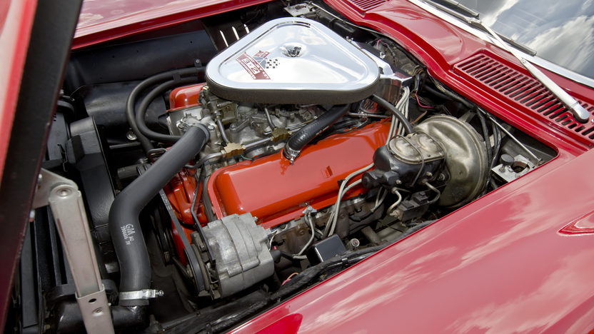 1967 Chevrolet Corvette Convertible 427/435 HP, 4-Speed presented as lot S115 at St Charles, IL 2012 - image6